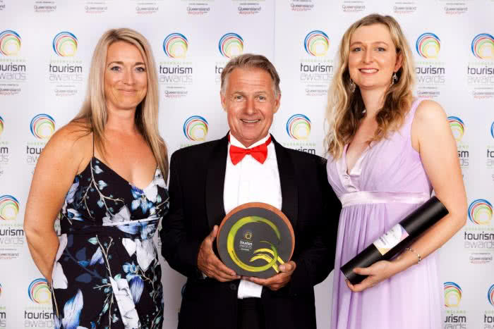 2017_Queensland_Tourism_Awards_Coral Sea Marina Resort