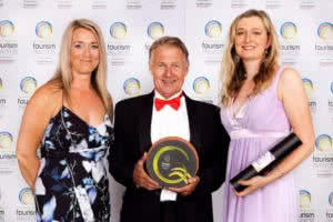 2017_Queensland_Tourism_Awards_Abell Point Marina