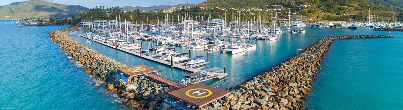 Abell Point Marina News