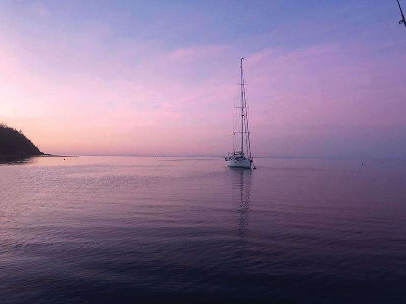 Saba Bay