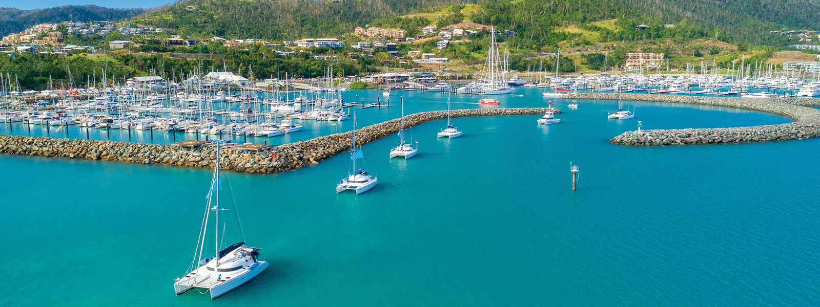 Coral Sea Marina Resort award winning facilities