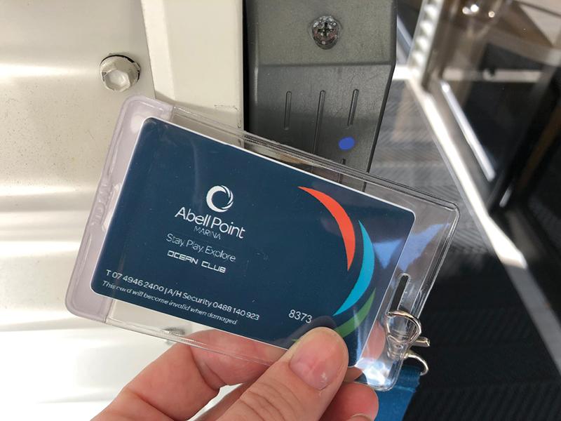 APM Access Cards