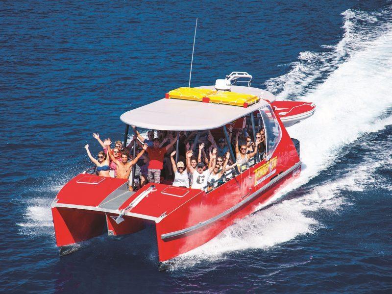 Charter & Adventure - Coral Sea Marina