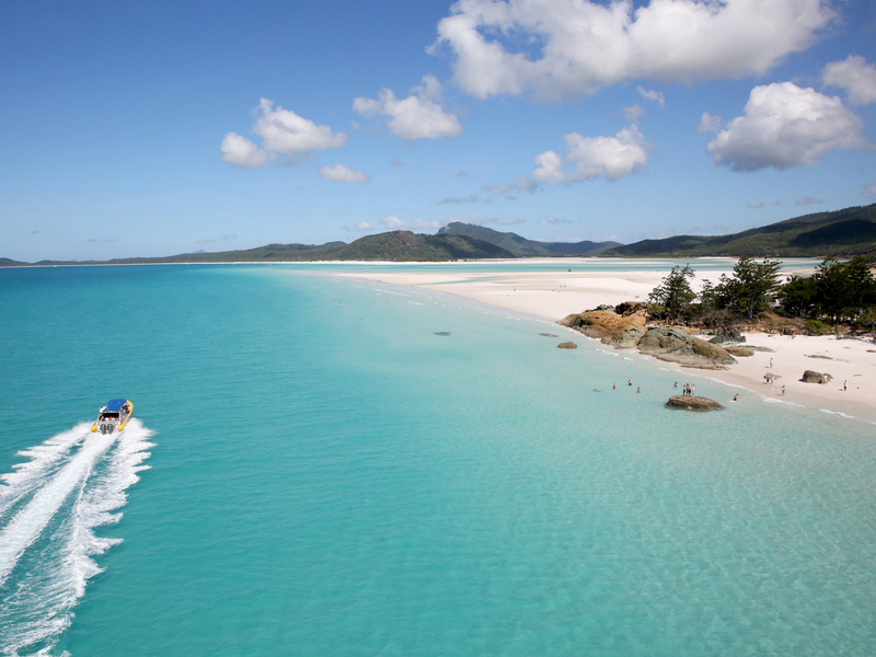 Day Tours in the Whitsundays