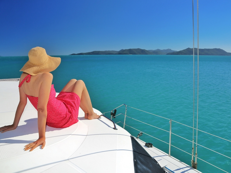 Bareboating Whitsundays