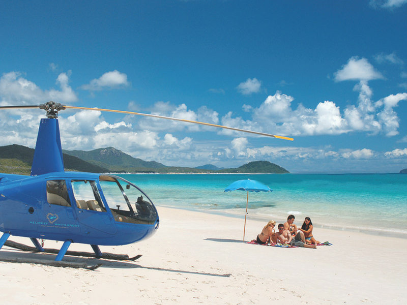 Heli Tours Whitsundays