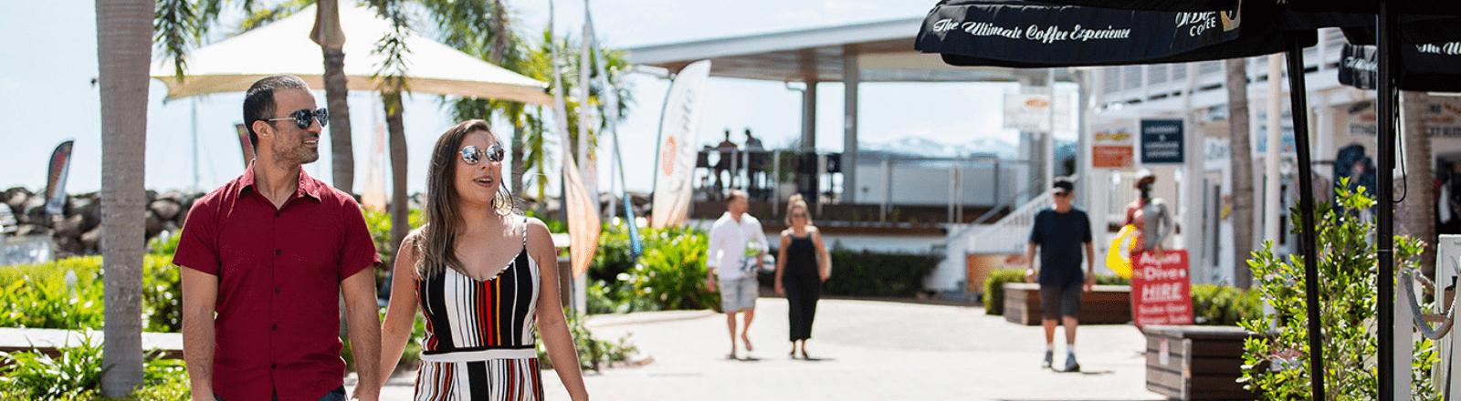 Coral Sea Marina Resort Village