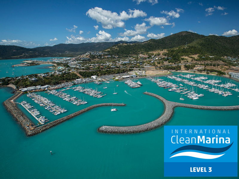 Clean Marina Level III