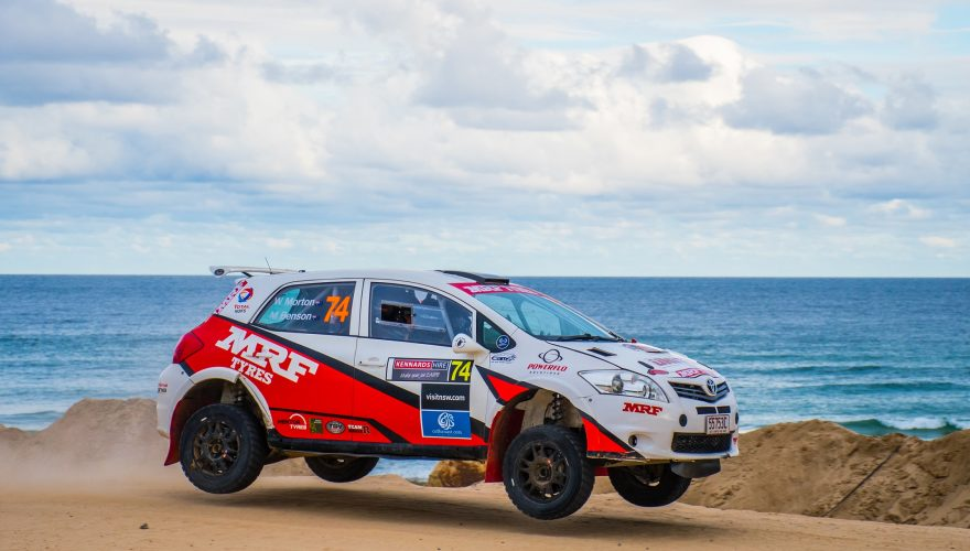 Queensland Rally Championships form part of inaugural Whitsunday Festival of Motoring
