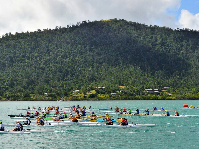 Outrigger WHitsundays