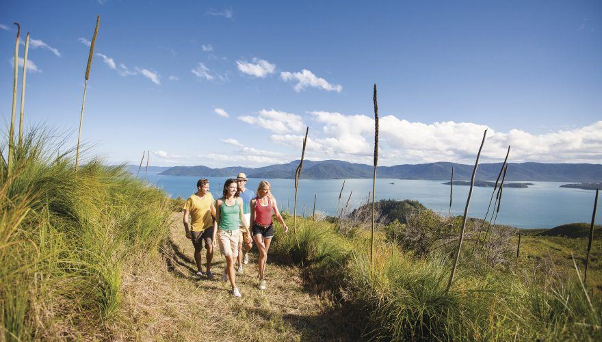 New walking track & lookout open at Border Island