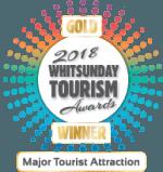 TW Awards Major Tourist Attraction - Gold Logo 2018