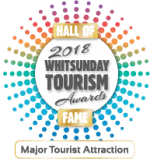 TW Awards Major Touist Attraction - Hall of Fame Logo 2018