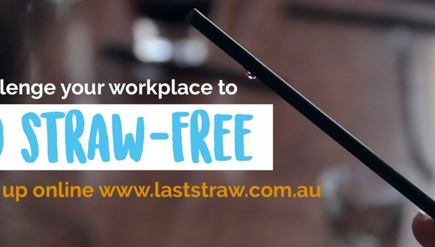 Help make the Whitsundays plastic straw free