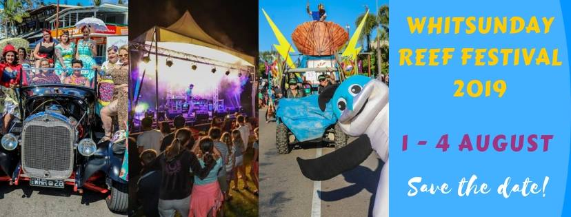 Whitsunday Reef Festival 2019