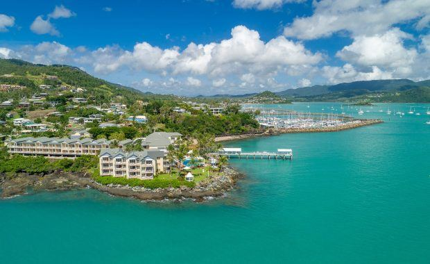 Coral Sea Marina Resort_Image Credit - RipTide Creative