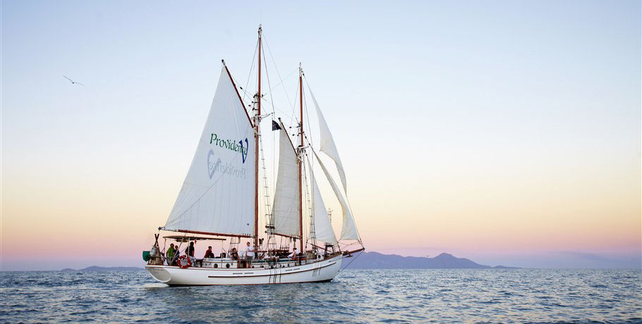Providence sailing