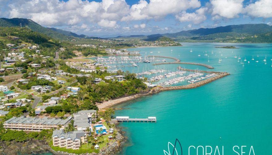 Celebrations at the Coral Sea Marina Resort
