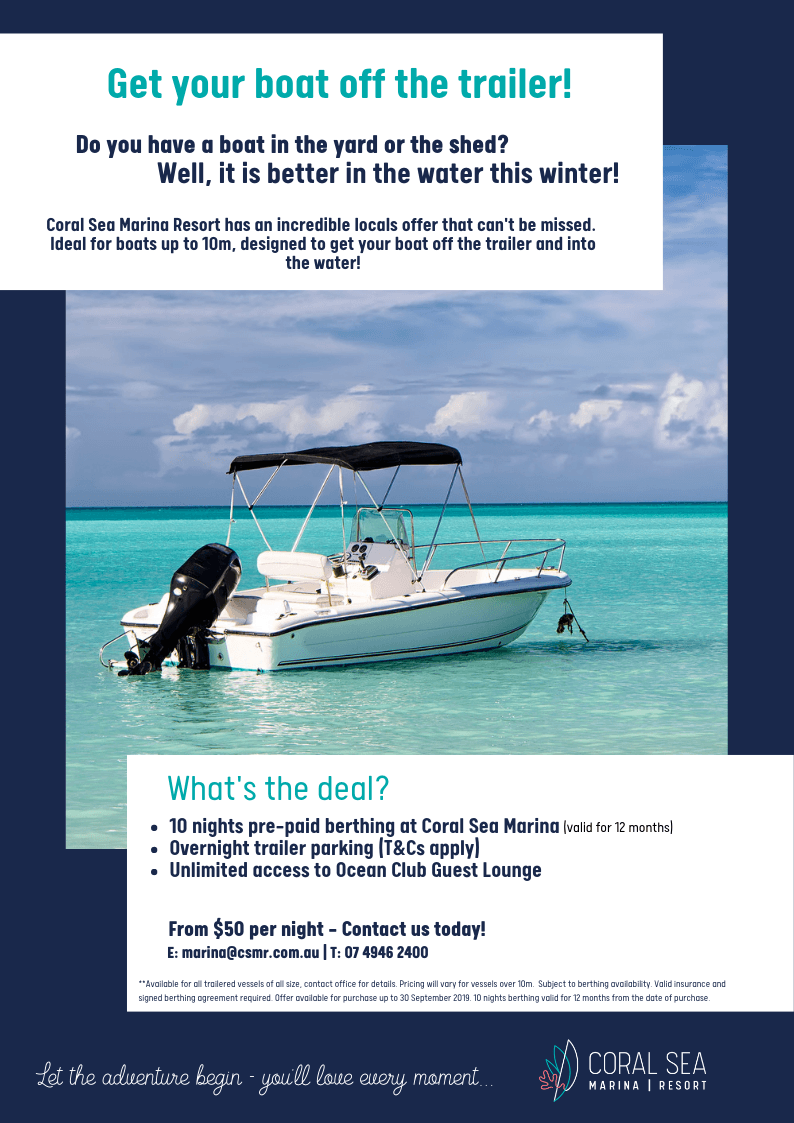 WHITSUNDAY WINTER SPECIAL