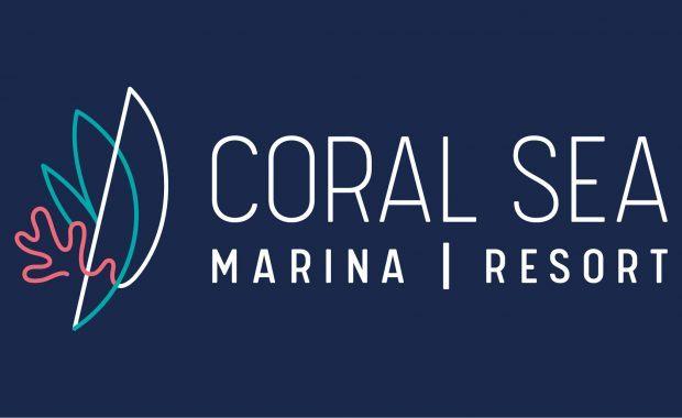 Coral Sea Marina Resort logo