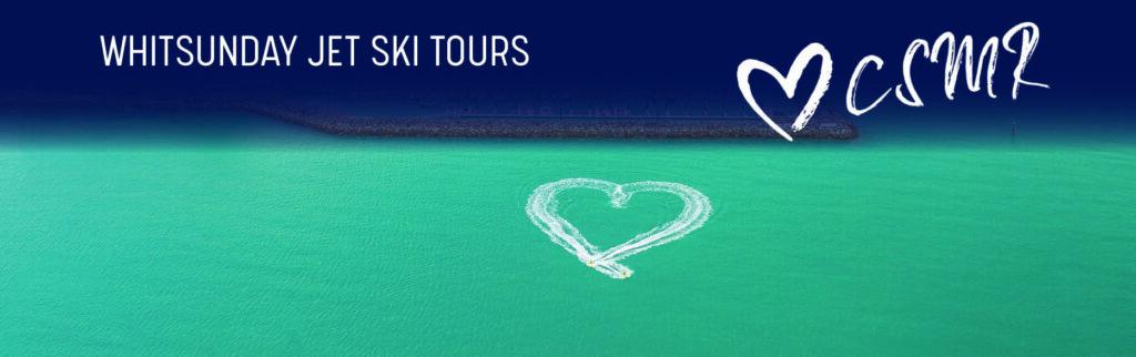 Whitsunday Jet Ski Tours at Coral Sea Marina Resort