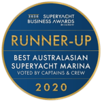 Best Australasian Superyacht Marina Runner-Up 2020