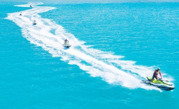 Jet Ski Tour in the Whitsundays