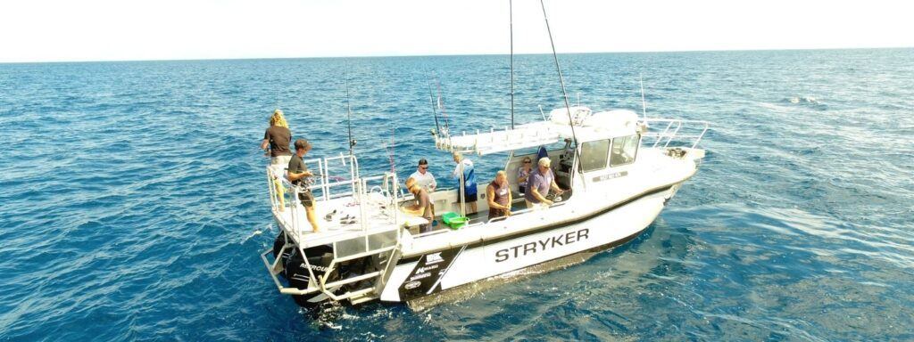 Fishing Charter in the Whitsundays