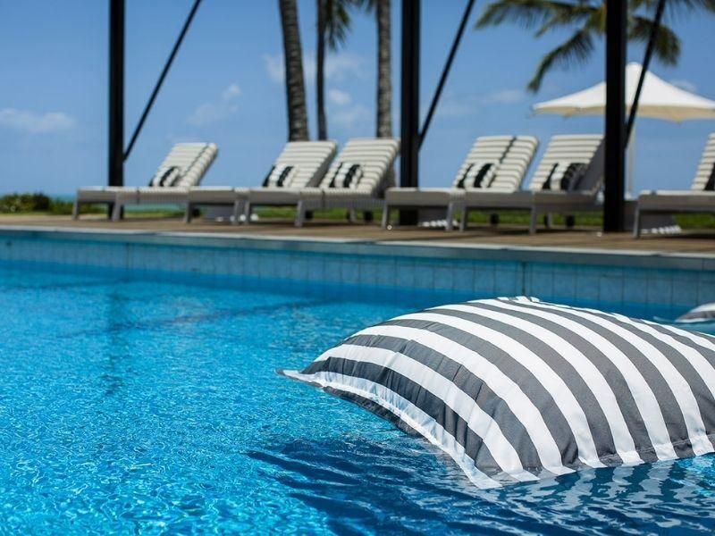 coral sea resort hotel pool