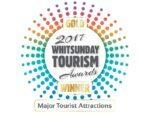 2017 Whitsunday Tourism Awards Gold Winners