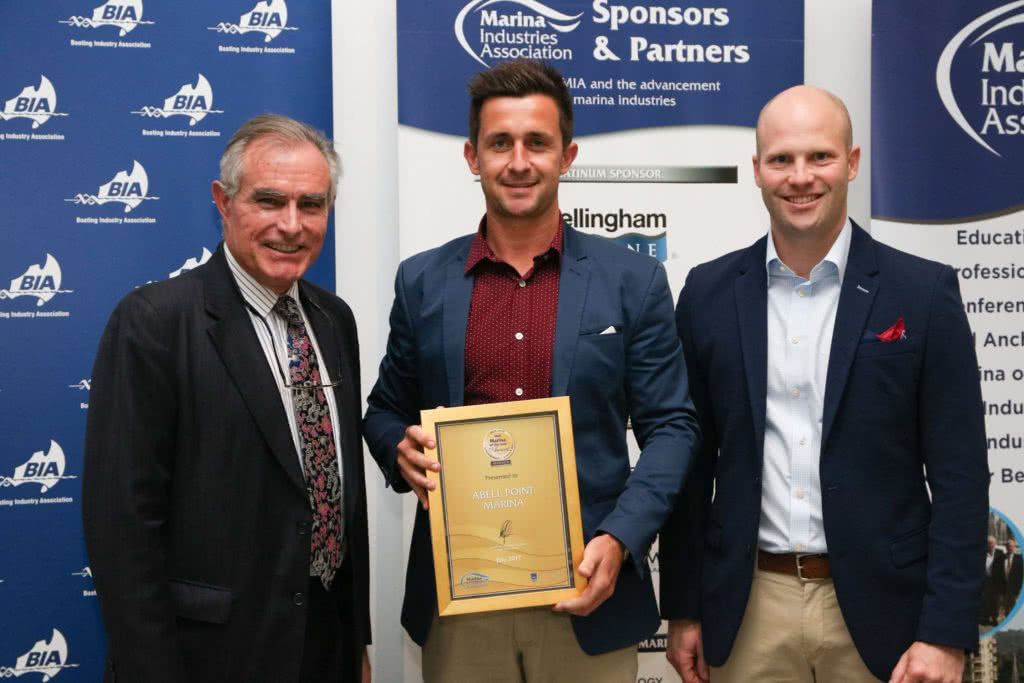 Marina Industry Award