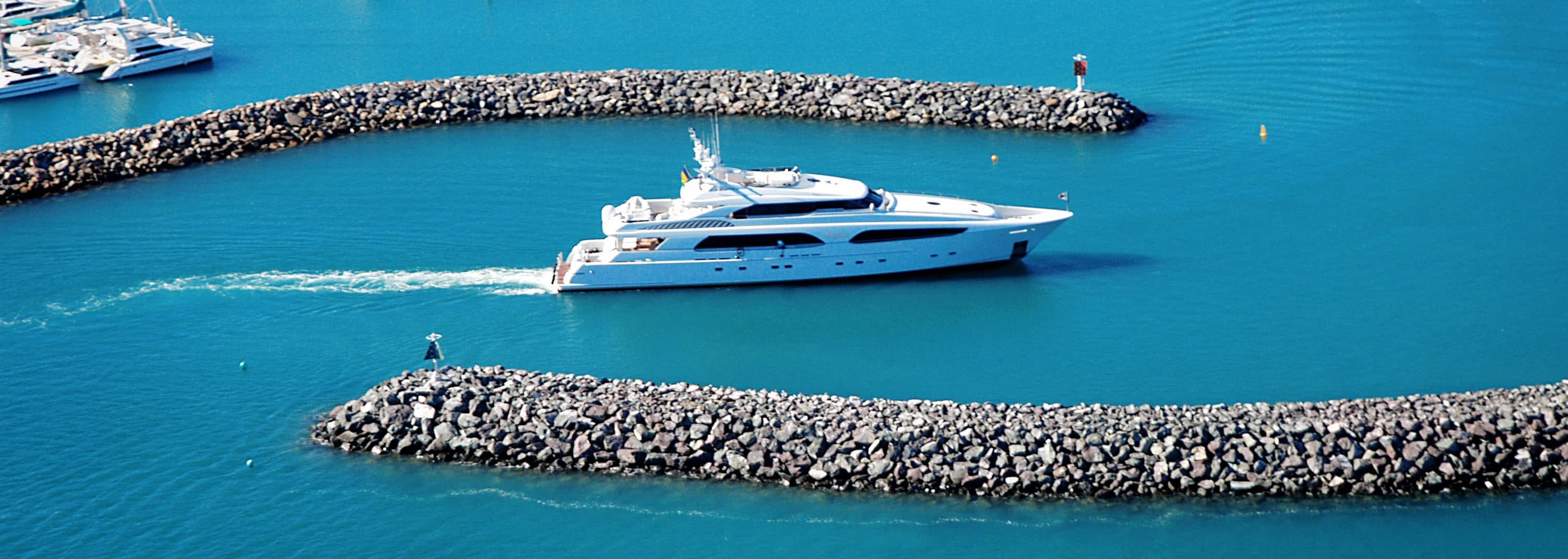 Study shows superyacht value
