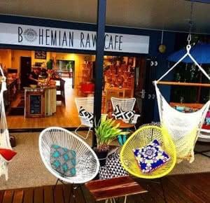 Bohemian Raw Abell Point Marina