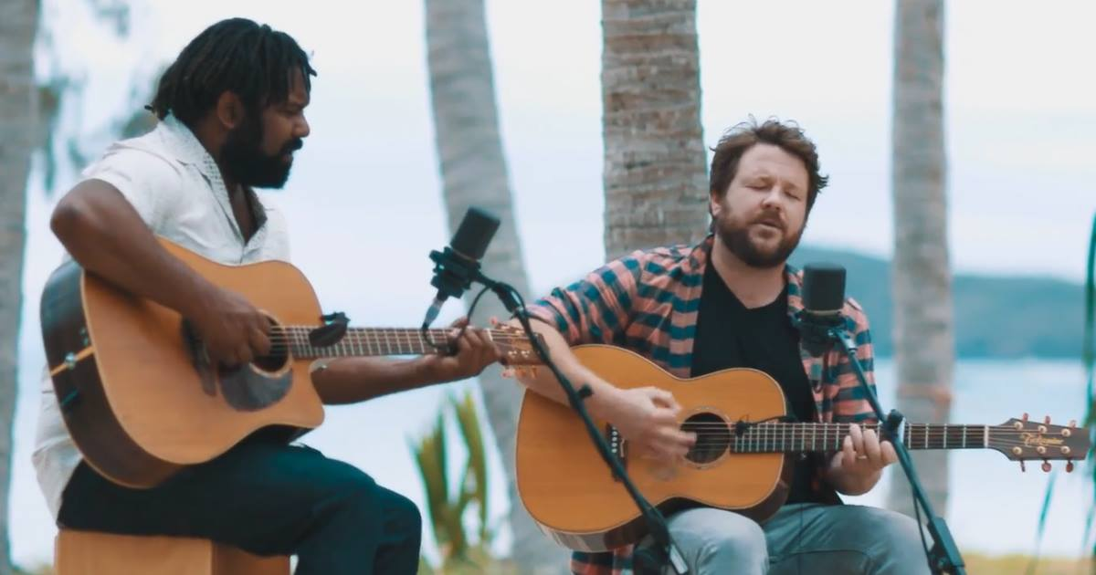 Busby Marou and Troy Kemp set to headline the Whitsunday Clipper Race Carnival!