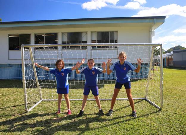 Abell Point supports the Whitsunday school community