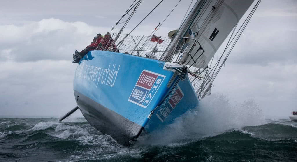 Clipper Race fleet to arrive in Whitsundays within days