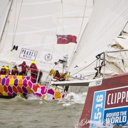 Clipper Round the World Yacht Race Stopover