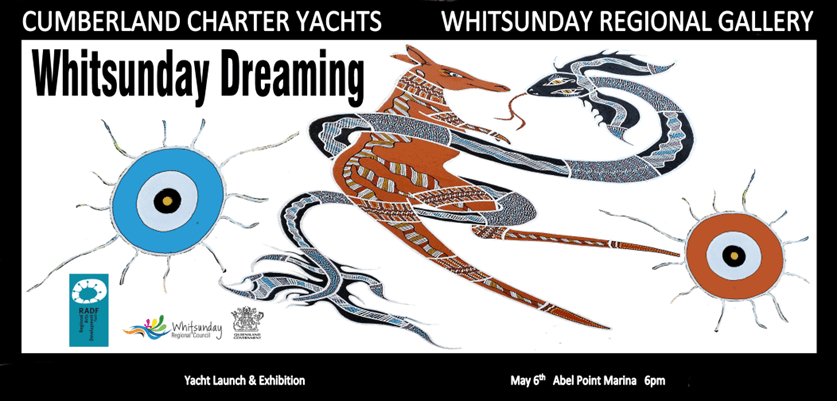 Whitsunday Dreaming - Coral Sea Marina