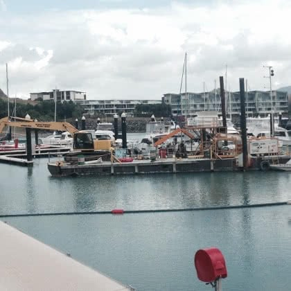 Dredging to recommence following school holidays