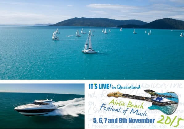 Whitsunday Events