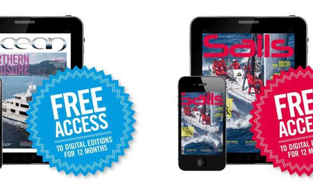 Sails and Ocean Magazine