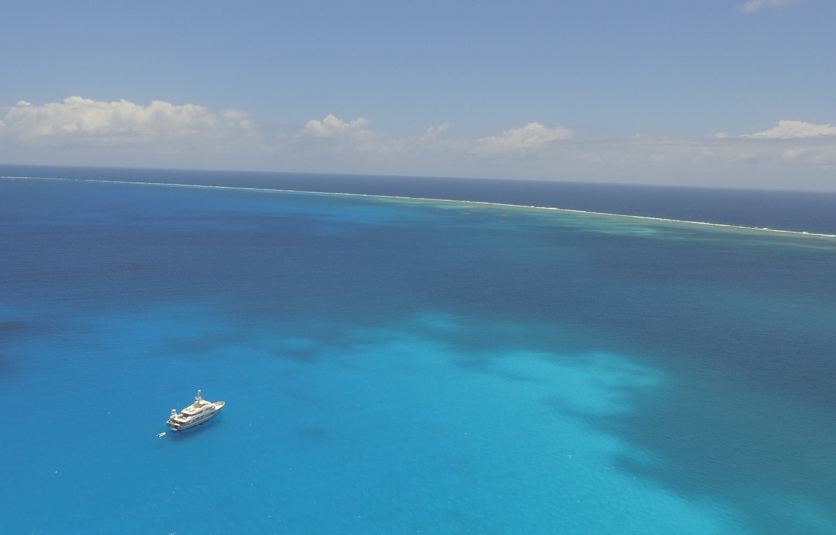 Great Barrier Reef shines in collaboration focus at Australian Superyacht Rendezvous