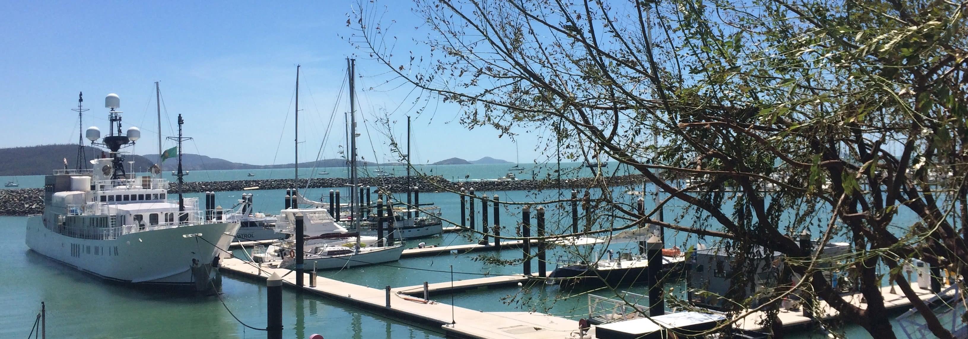 Marina recovery update 07.04.2017