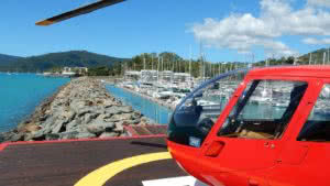 Airlie Beach Heli Taxi