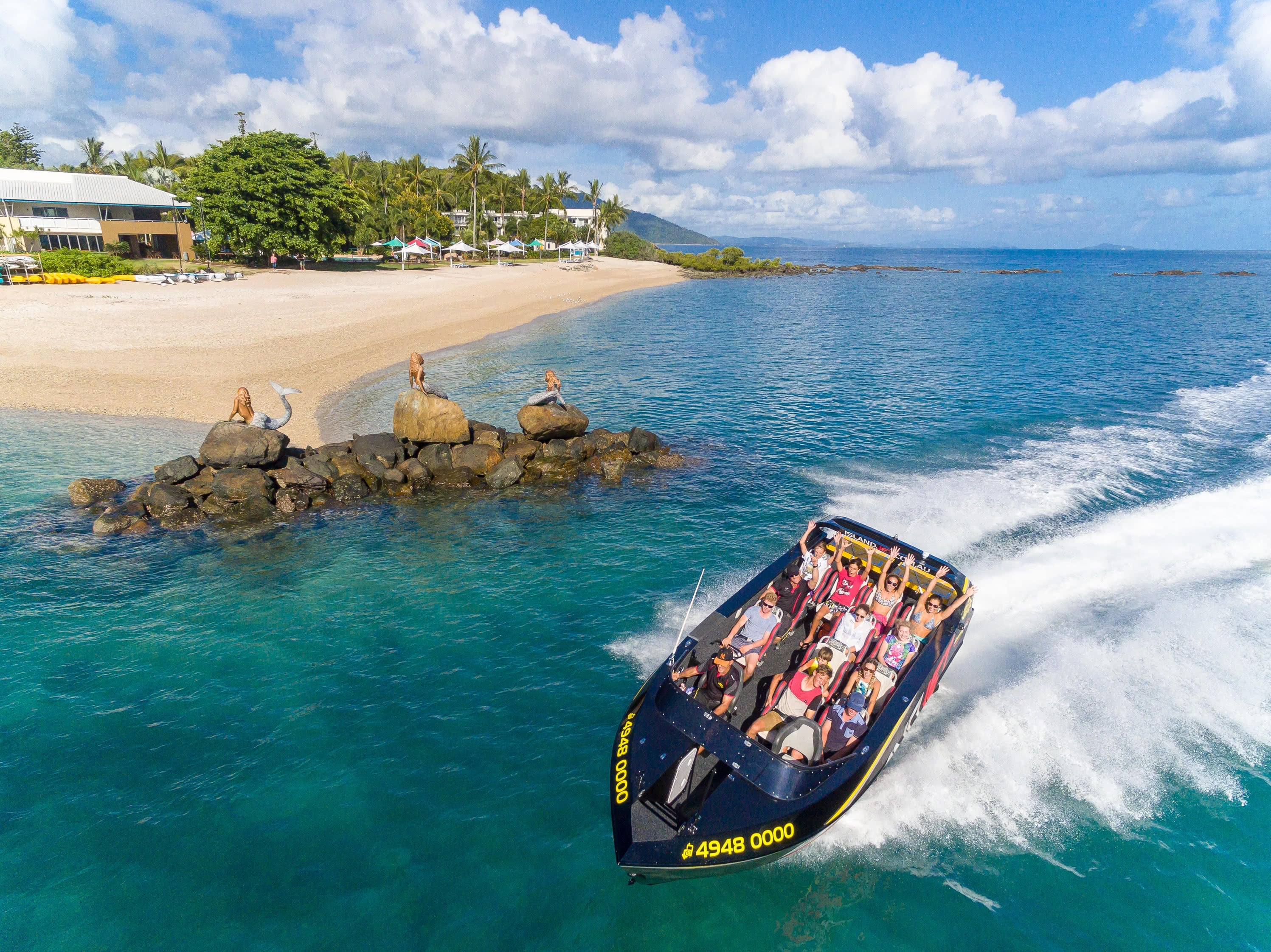 Tenant News: Island tours with a twist – a new tour launches in Airlie Beach!