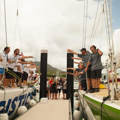 Countdown to Whitsunday Clipper Race Carnival begins