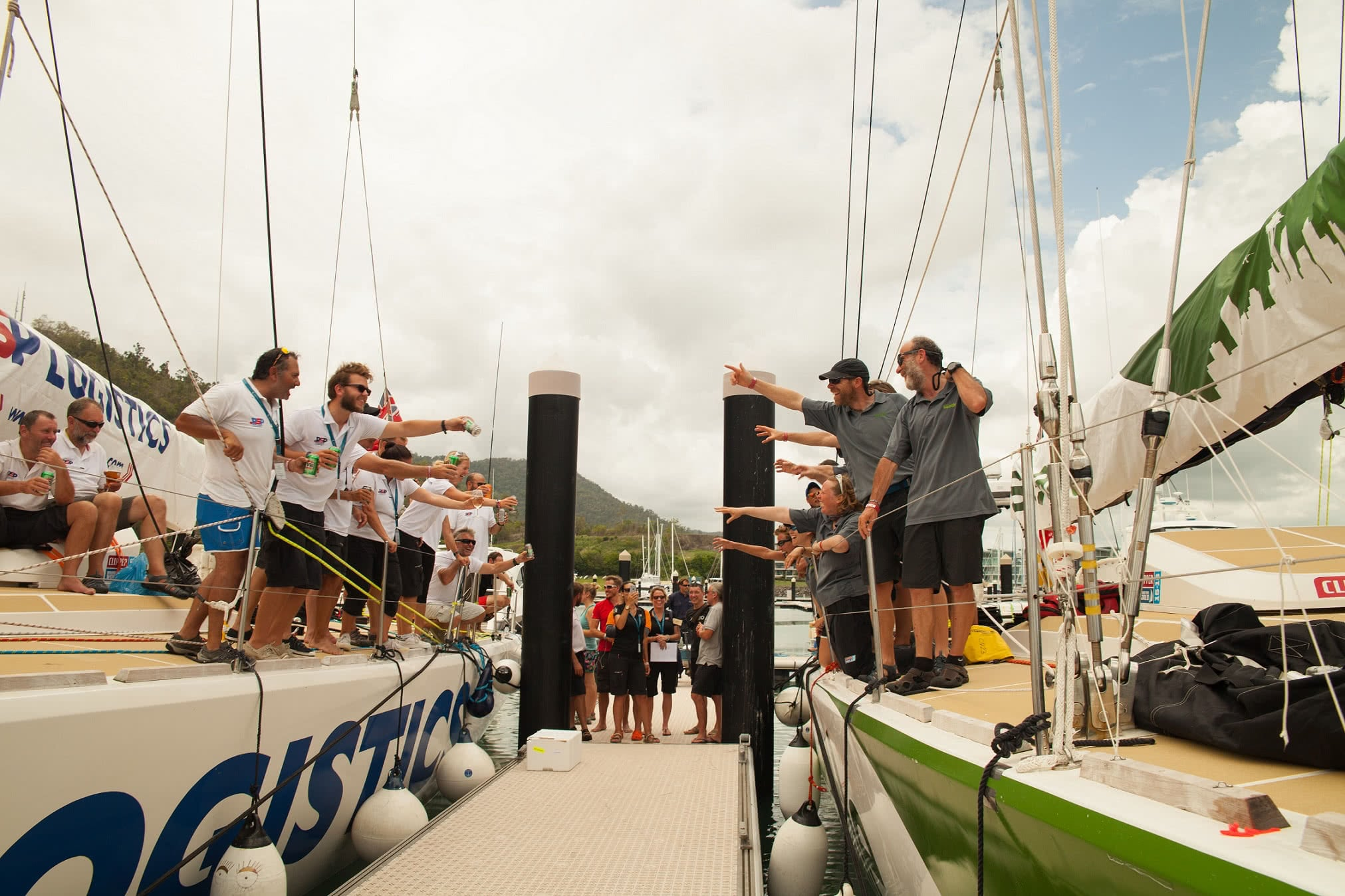 Just 80 days to go until the Whitsunday Clipper Race Carnival