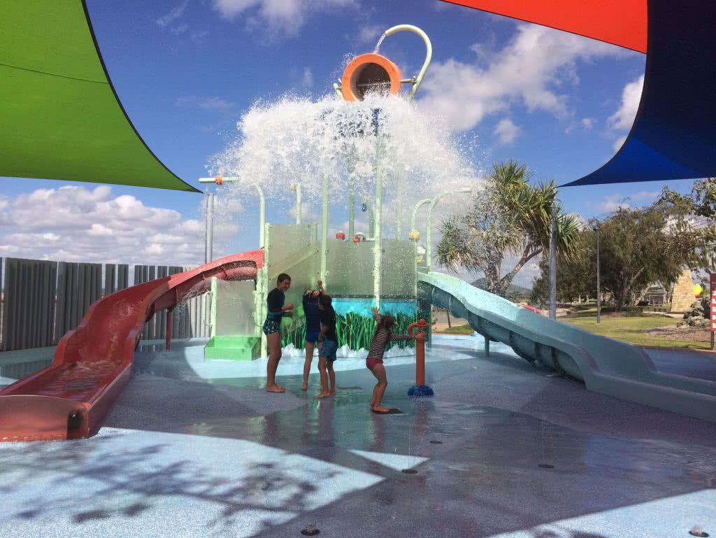Water Park Bowen