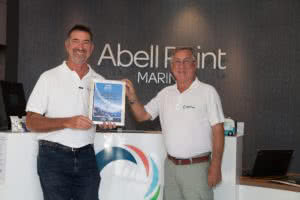 Clean Marina Accreditation Abell Point Marina