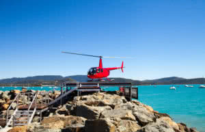 Abell Point Marina Heli Pad